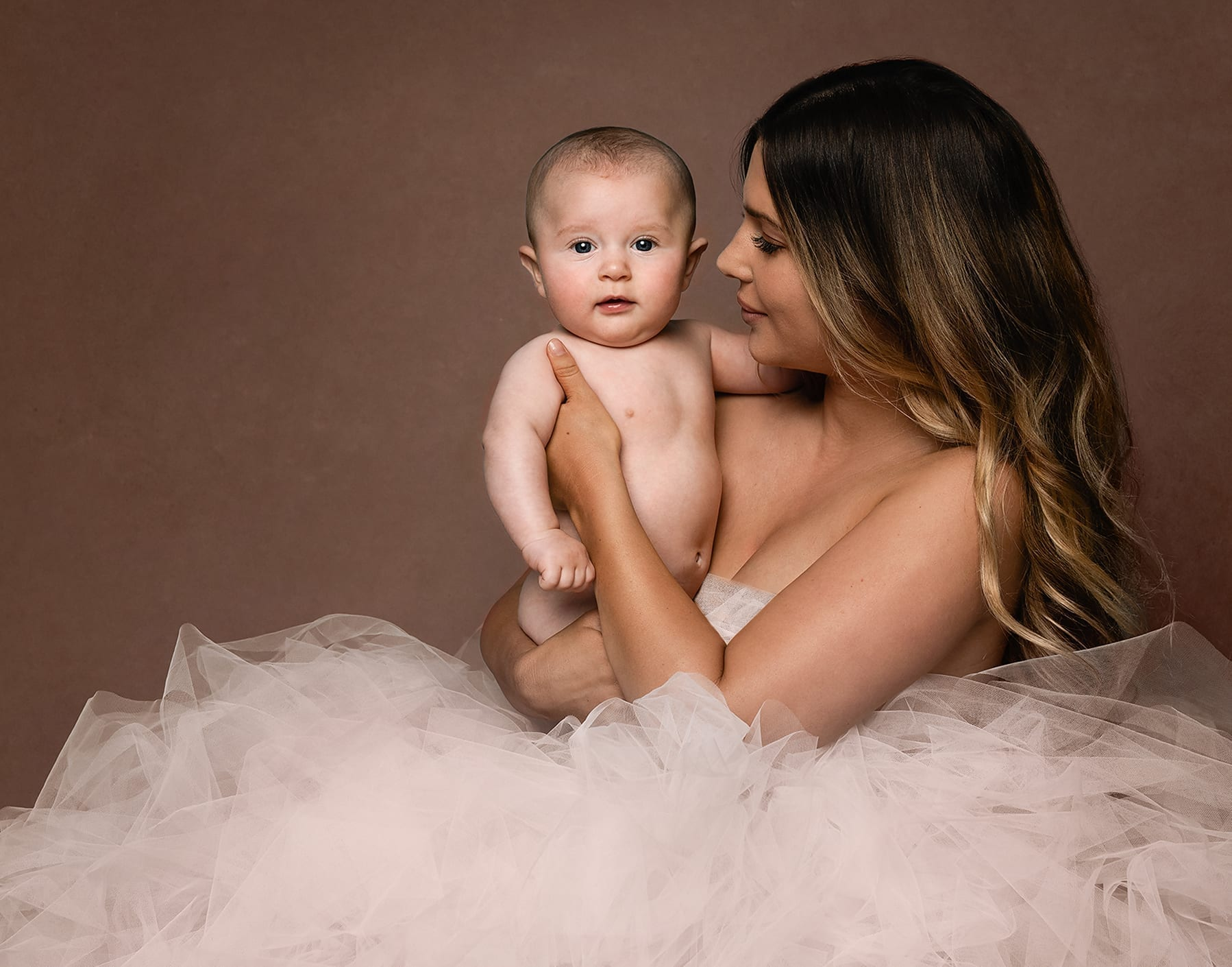 Kim Carpenter Portraits – mother and baby2